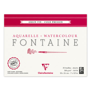 CF Fontaine 4 Sides Cold Pressed 300g