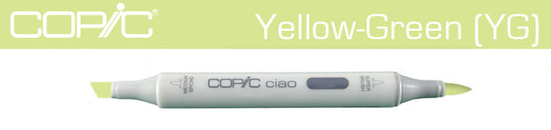 COPIC Ciao Marker Colors (Part 4)