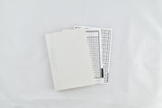1/1 Tomoe River Paper 68gsm One Day A Page Notebook