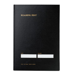 MK Book Journal Black