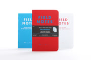 Resolution 3-pack Memo Book
