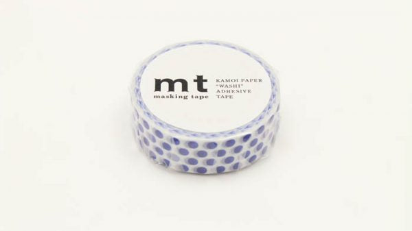 IP-DOT NIGHT BLUE MT TAPE
