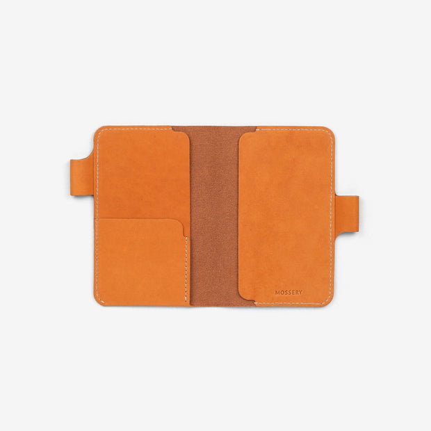 MOSSERY Pocket Leather Sleeve