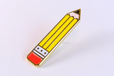Dimanche Stationery Control Badge