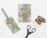 INDIMAP Passport Cover-retro