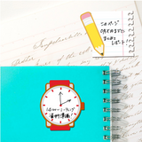 Stationery Sticky Notes Watch