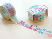 Hong Kong Washi Tape Set of 6