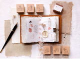 Celeste Rubber Stamp Colletion