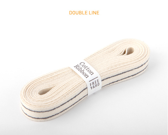 Ribbon-12 Double Line