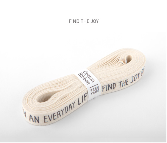Ribbon-08 Find the Joy