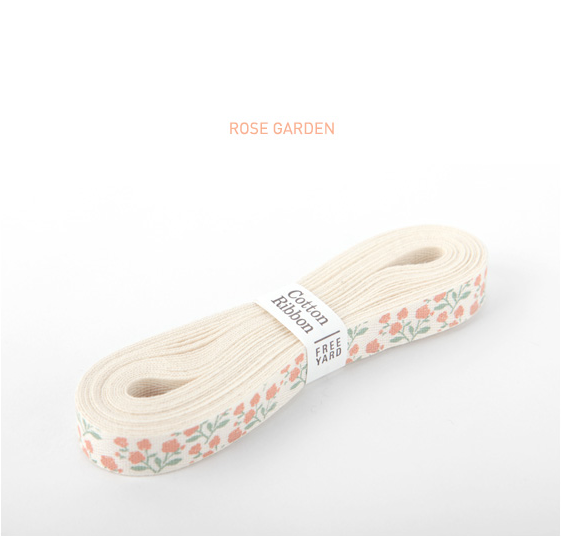 Ribbon-03 Rose Garden