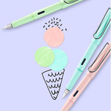 LAMY FP Safari Pastel 3 EF Set