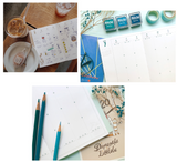 LITTLE LUxDIMANCHE 2020 Sweet Sweet Journal