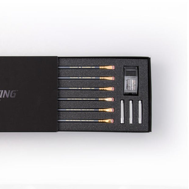 BLACKWING Staring Point Pencils 10set-Gray