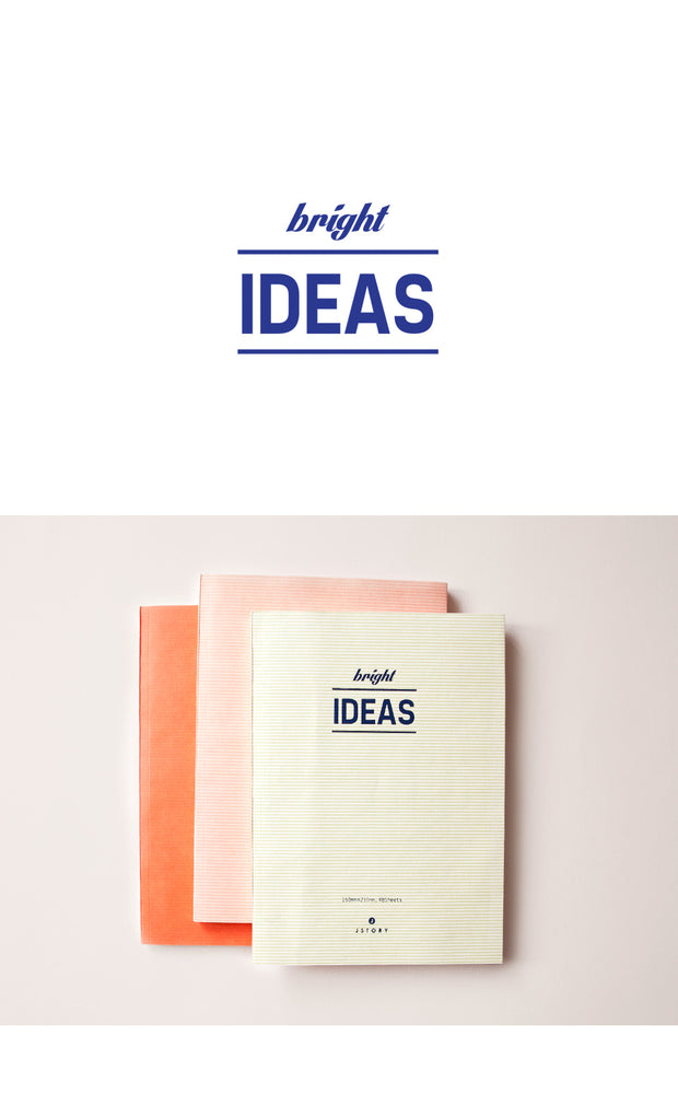 JSTORY Bright Idea Note