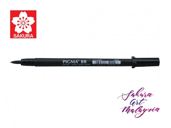 Sakura Pigma Brush Pen Black