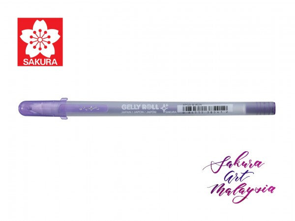 Sakura Gelly Roll Silver Shadow