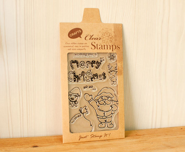 Micia Clear Stamp Set