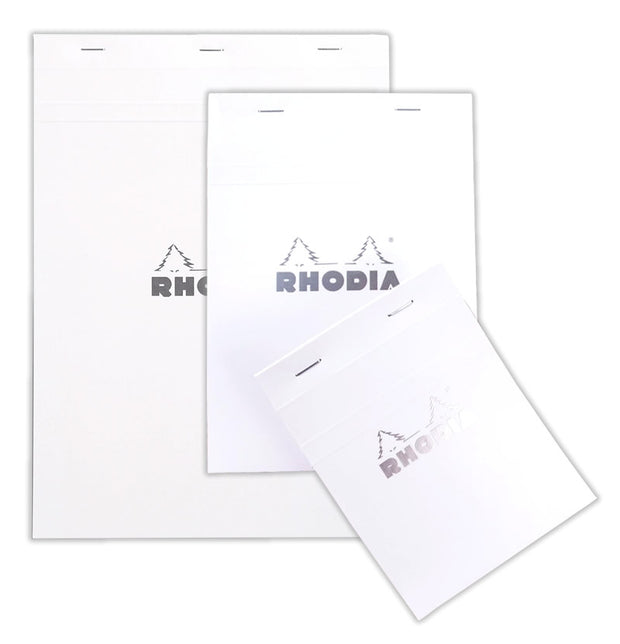 RHODIA Basics No.13/A6 hsp White