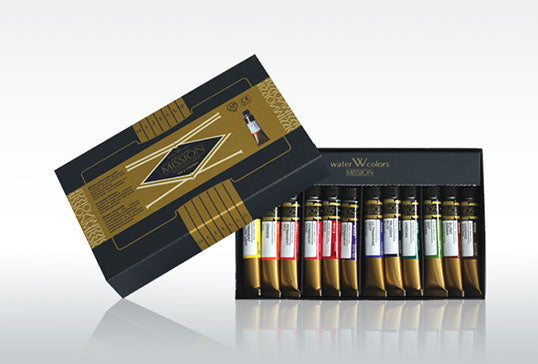 MISSION GOLD 7ml 12 Colors