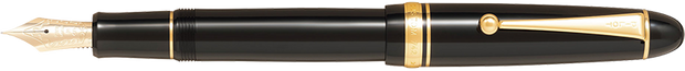 PILOT Custom 74 Fountain Pen Black  w/c Mid Range Box