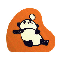 Panda Wooden Stamp Die-cut