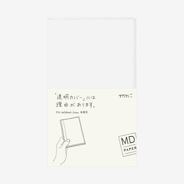 B6 Slim MD Clear Cover