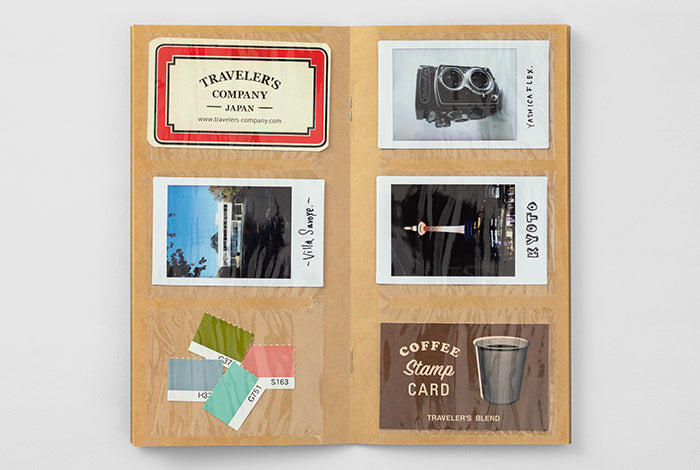 Traveler's Refill Card File
