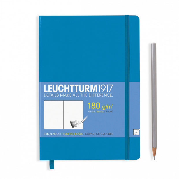 LEUCHTTURM1917 Sketchbook Medium (A5)