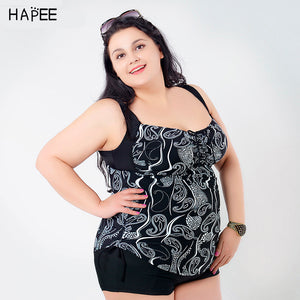 Plus size padded tankini swimsuits for women upto X6