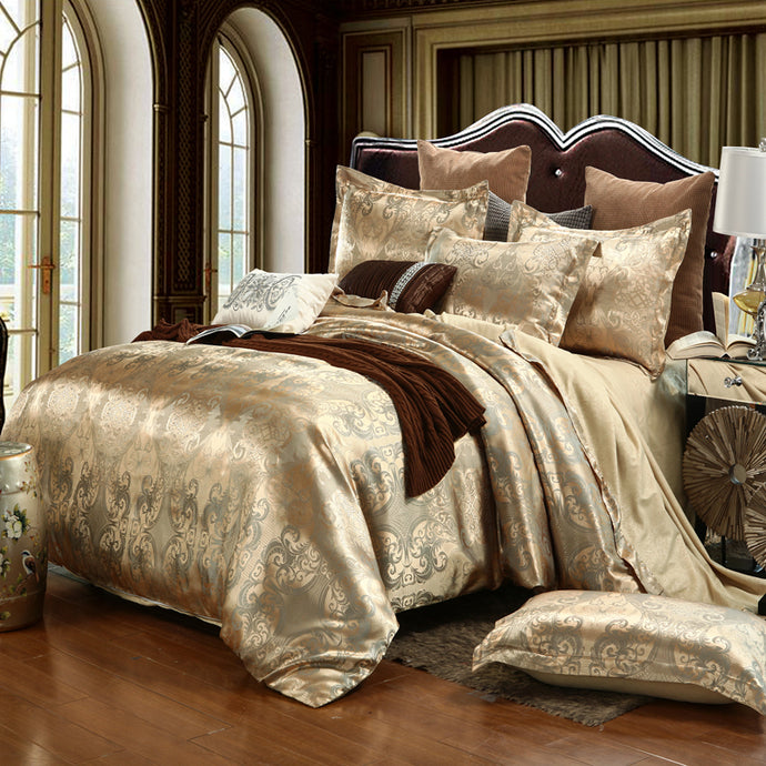 Luxury Bedding Sets  Queen/King Size Duvet Cover Set