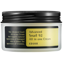 Advanced Snail 92 All In One Cream 100ml - Know To Glow