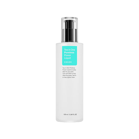 Two in One Poreless Power Liquid 100ml - Know To Glow