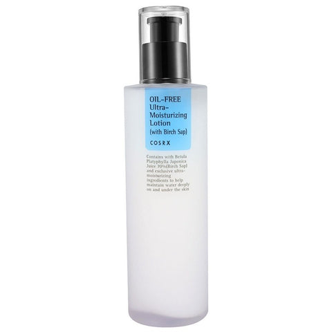 Oil-Free Ultra-Moisturising Lotion 100ml