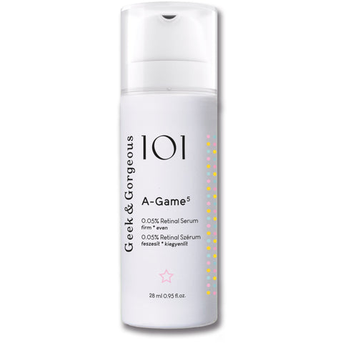 A-Game 5 28ml - Know To Glow