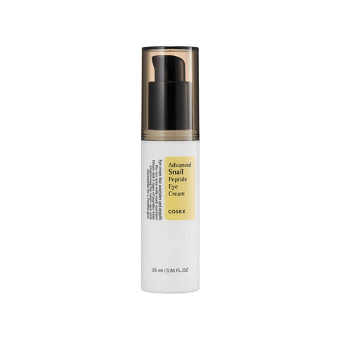 Advanced Snail Peptide Eye Cream 25ml - Know To Glow