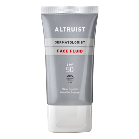 Face Fluid SPF50 50ml - Know To Glow