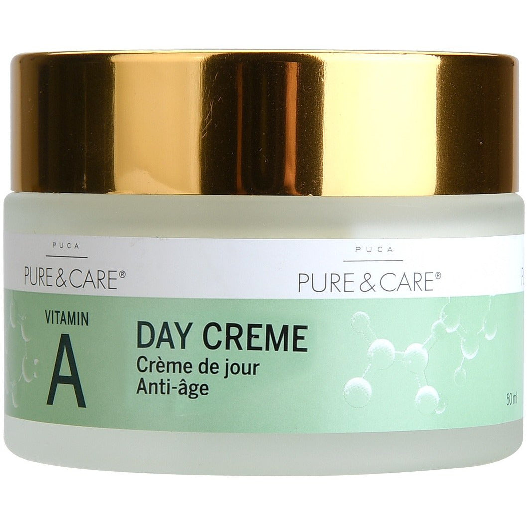 Day Cream - Vitamin A 50ml - Know To Glow