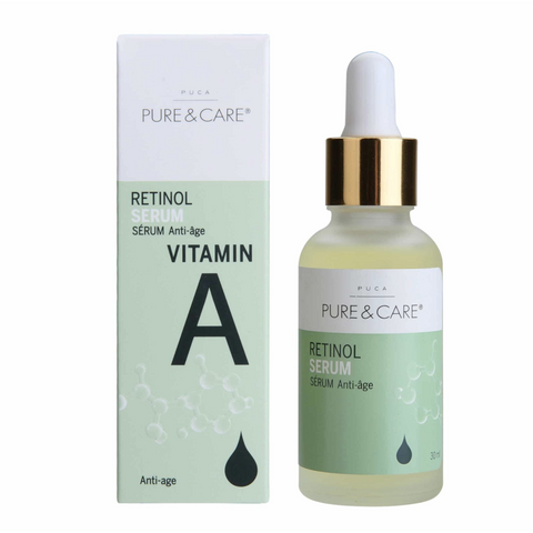 Vitamin A (Retinol) Serum 30ml - Know To Glow