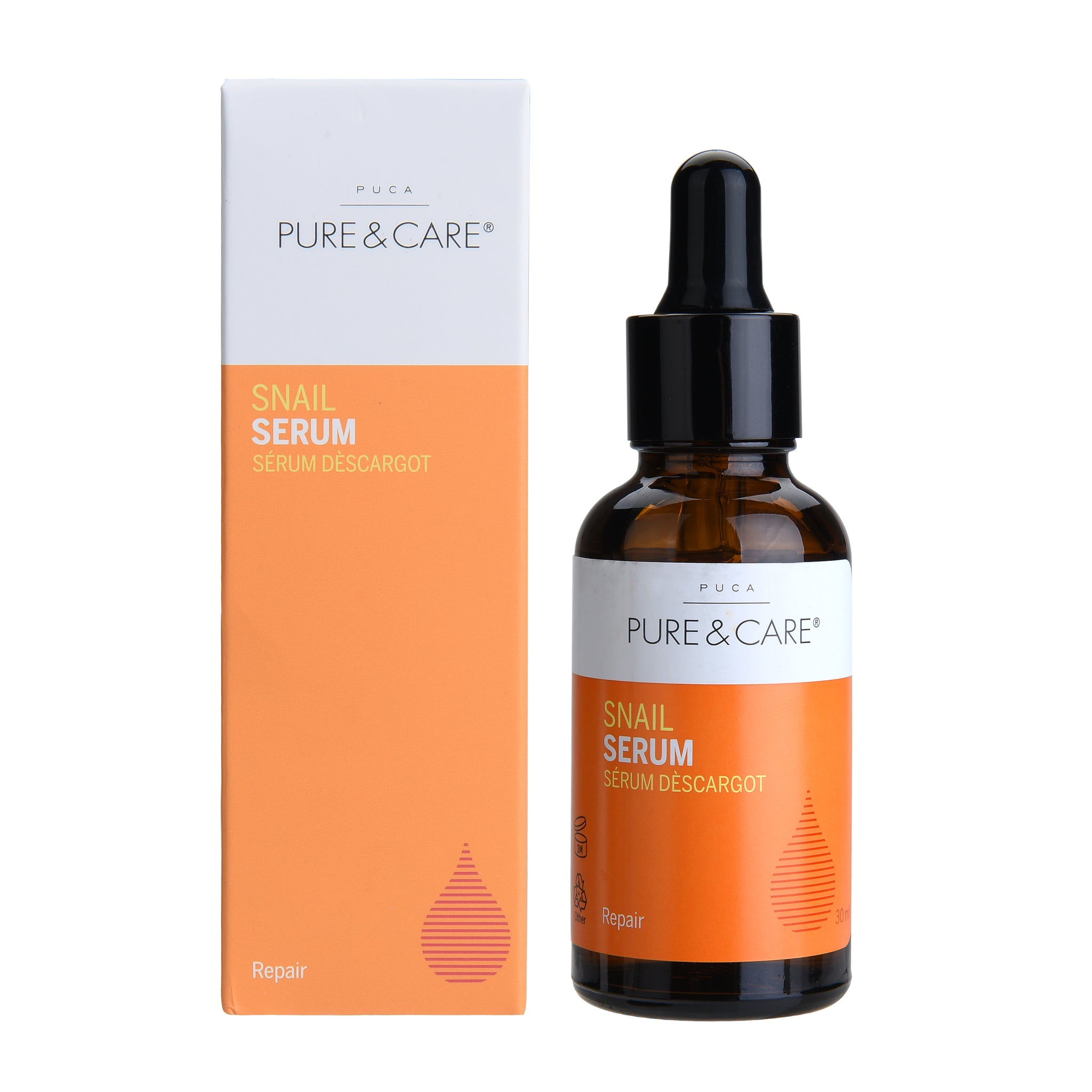 Snail Serum 30ml - Know To Glow