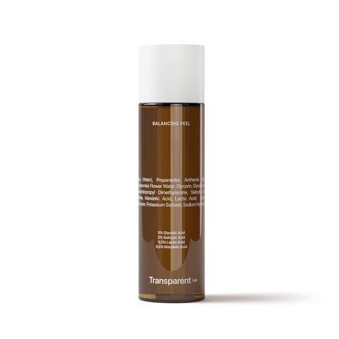 Balancing Peel Toner 120ml - Know To Glow