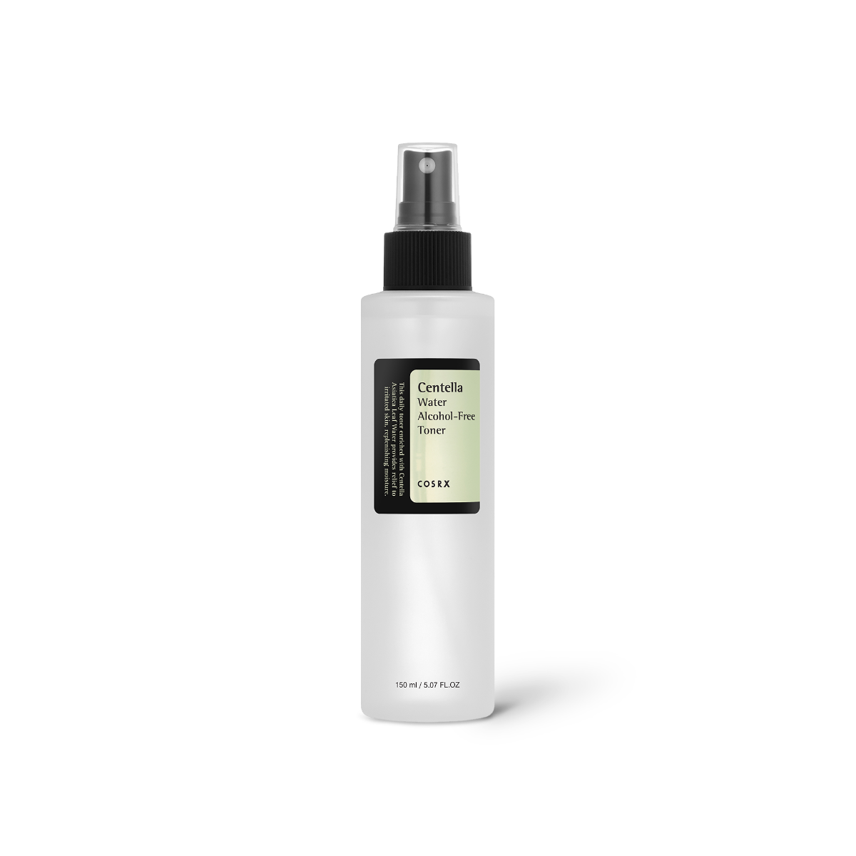 Centella Water Alcohol-Free Toner 120ml - Know To Glow