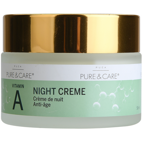 Night Cream - Vitamin A 50ml