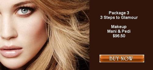 #3 Three Steps to Glamour