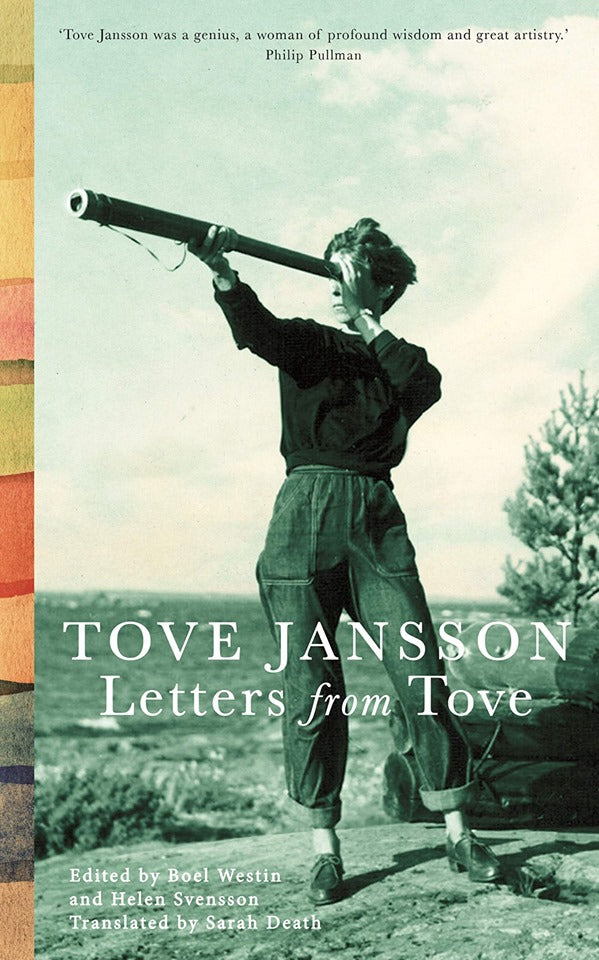 Letters from Tove book