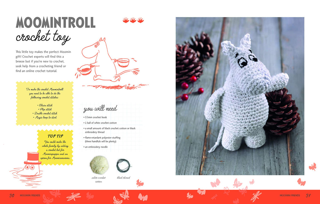 Moomin Story and Craft event!
