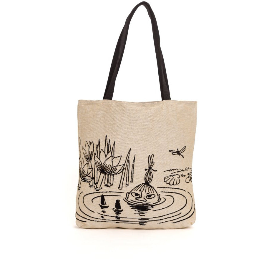 Jacquard bag Little My In The Pond - .