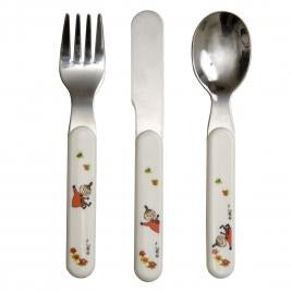Children's Cutlery Set 3 Pcs Little My - .
