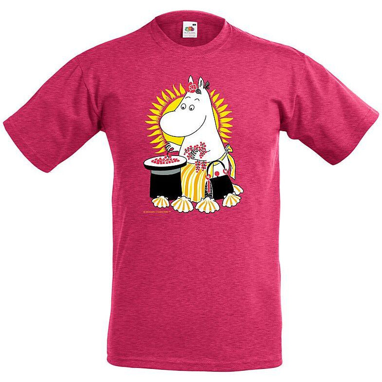 Moomin T-Shirt Moominmamma and berries - .