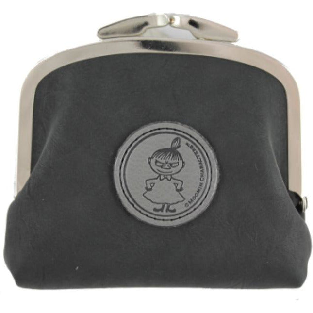 Little My Coin Purse Black - .